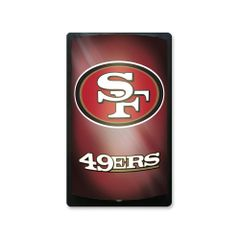 San Francisco 49ers Motiglow Light Up Wall Sign NFL Party Animal