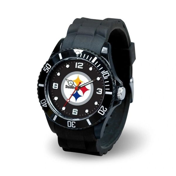 Pittsburgh Steelers Mens Sports Watch NFL