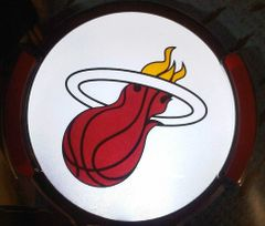 Miami Heat Auto Car Truck WIndow Decal Powerdecal