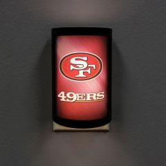 San Francisco 49ers LED Motiglow Night Light NFL Party Animal