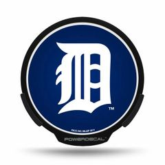 Detroit Tigers LED Window Decal Light Up Logo Powerdecal