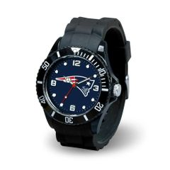 New England Patriots Mens Sports Watch NFL