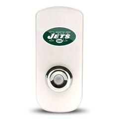 New York Jets Night Light LED Flash Lightw/ Built In Sensor NFL