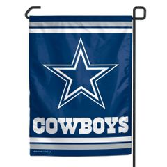 Dallas Cowboys Garden Flag NFL Licensed