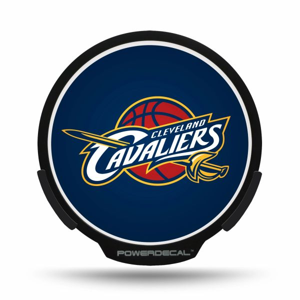 Cleveland Cavaliers LED Window Decal Light Up Logo Powerdecal NBA