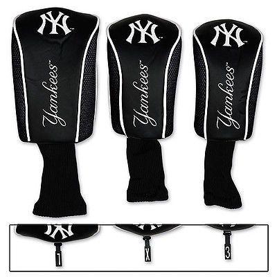 New York Yankees Golf Club Covers