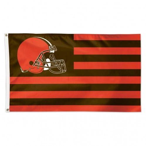 Cleveland Browns Wall Banner Flag 3' x 5' NFL Licensed