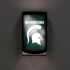 Michigan State Spartans LED Motiglow Night Light NCAA Party Animal