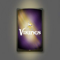 Minnesota Vikings Motiglow Light Up Wall Sign NFL Party Animal