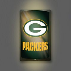Green Bay Packers Motiglow Light Up Wall Sign NFL Party Animal