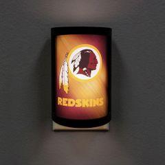 Washington Redskins LED Motiglow Night Light NFL Party Animal