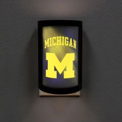 Michigan Wolverines LED Motiglow Night Light NCAA Party Animal
