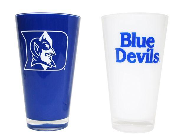 Duke Blue Devils Insulated Tumbler Home/Away Twin Pack NCAA