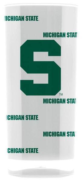Michigan State Spartans Insulated Square Tumbler