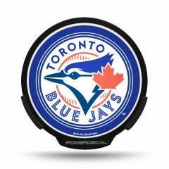 Toronto Blue Jays LED Window Decal Light Up Logo Powerdecal