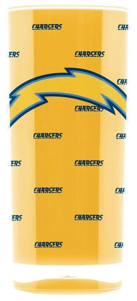 San Diego Chargers Tumbler Cup Insulated 20oz. NFL