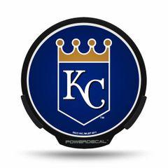 Kansas City Royals LED Window Decal Light Up Logo Powerdecal