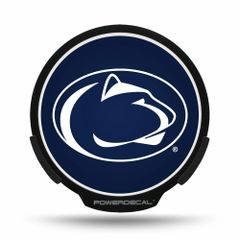 Penn State Nittany Lions LED Window Decal Light Up Logo Powerdecal NCAA