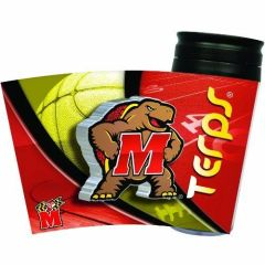 Maryland Terrapins Travel Tumbler Coffee Cup NCAA