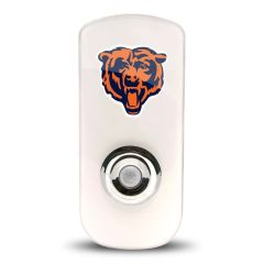 Chicago Bears Night Light LED Flash Lightw/ Built In Sensor NFL
