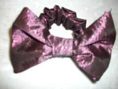 Cat Bowties with Attached Collar Metallic and Glitter Designs