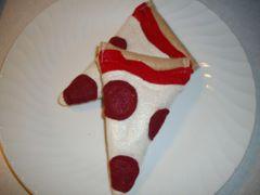 Organic Catnip Pizza Slice