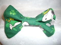 Cat Bow Ties St Patricks Designs