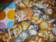FLEECE Organic Catnip Extra Large Mats