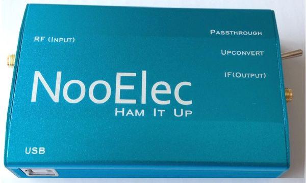 Ham It Up v1.2 - RF Upconverter