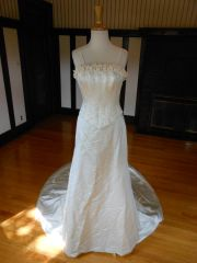 Sincerity by Justin Alexander Wedding Dress 3094
