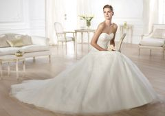 Pronovias Wedding Dress Olybeth