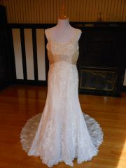 Hilary Morgan Wedding Dress 40570