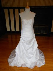David's Bridal Wedding Dress T9577