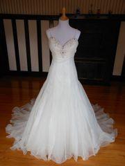 Justin Alexander Wedding Dress Ivory