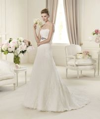 Pronovias Wedding Dress Udine