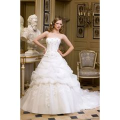 Miss Kelly Paris Wedding Dress MK131-50