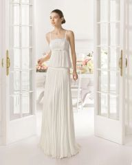 Aire Barcelona by Rosa Clara Wedding Dress 7C121