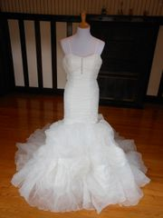 Mila by St. Pucchi Wedding Dress 60ZD1080
