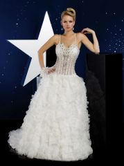 Kelly Star Wedding Dress KS116-29