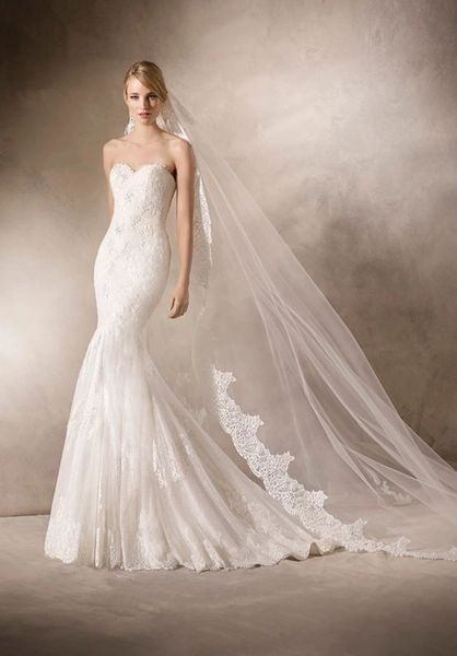 La Sposa by Pronovias Wedding Dress   Anne Bridal Wedding Dresses Gowns