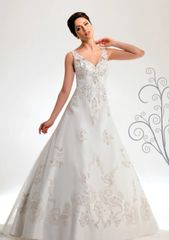 Nalejo Paris by Jlos Wedding Dress NP1950