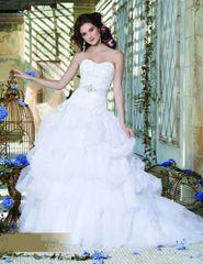 Romantic Bridals Wedding Dress PT7609