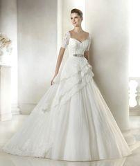 San Patrick by Pronovias Wedding Dress Sila