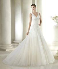 San Patrick by Pronovias Wedding Dress Sauville
