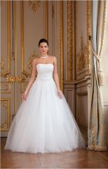 Creations Paris Wedding Dress 5W5454