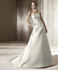You by Pronovias Wedding Dress Judith