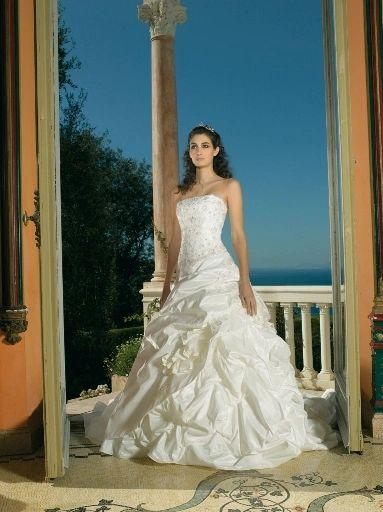 Miss Kelly Paris Wedding Dress MK101-52 | Anne Bridal Wedding ...