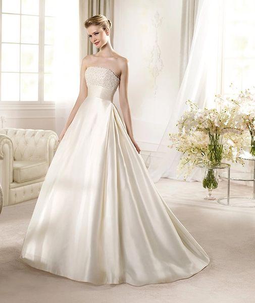 La Sposa by Pronovias Wedding Dress Sample   Anne Bridal Wedding ...
