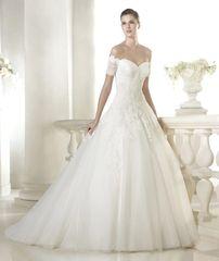 San Patrick by Pronovias Wedding Dress Sheba