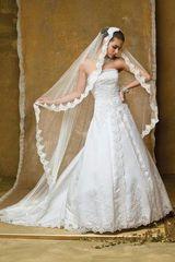 Christian Michele Wedding Dress 1155WW